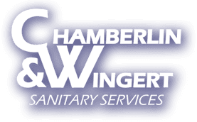 Chamberlin and Wingert Logo